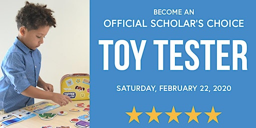 Become a Toy Tester with Scholar's Choice - Dartmouth