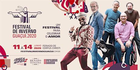 4º Festival de Inverno de Guaçuí  ingressos