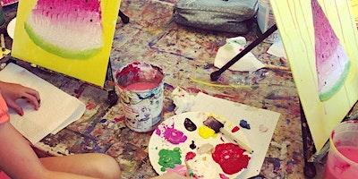 Free Kids Art Classes