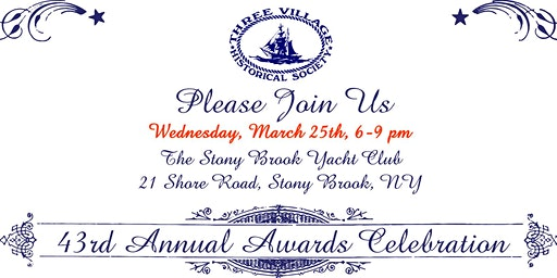 43rd Annual Awards Dinner & Celebration