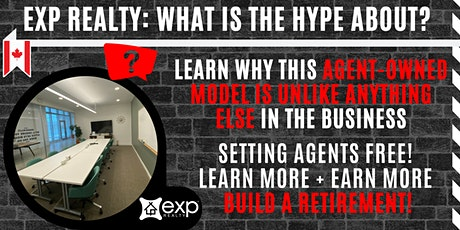 EXP REALTY Explained: Networking + Agent Career Presentation tickets