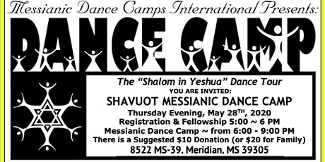 Messianic Dance Camp With Mindy Seta tickets