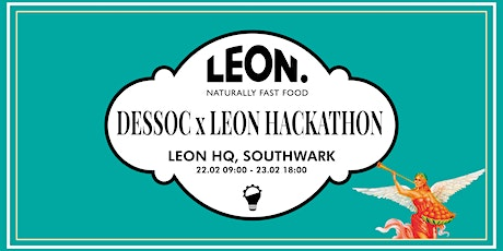 Register Interest for Leon x Imperial Design Engineering Hackathon 2020 tickets