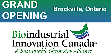 Grand Opening of BIC's new office in Brockville, Ontario! tickets