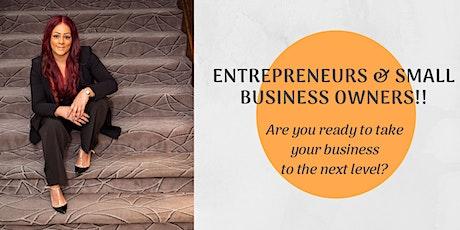 The Successful Entrepreneurs Seminar tickets