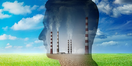 """Dinner on the Bluff: """"The Psychology of Climate Change"""""""