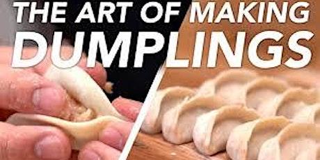 Dumpling Making With Jilly Chen '13 tickets