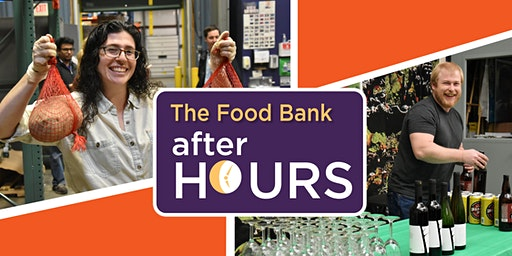 The Food Bank After Hours: Volunteer & Have a Beer with Your Legislators!