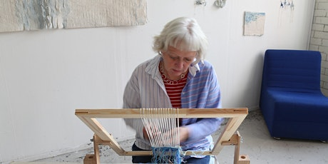 HGC Weaving Talk - Tapestry Weaving with Fiona Hutchison tickets