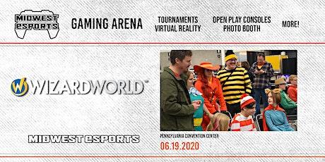 Wizard World Philadelphia - Gaming Arena tickets