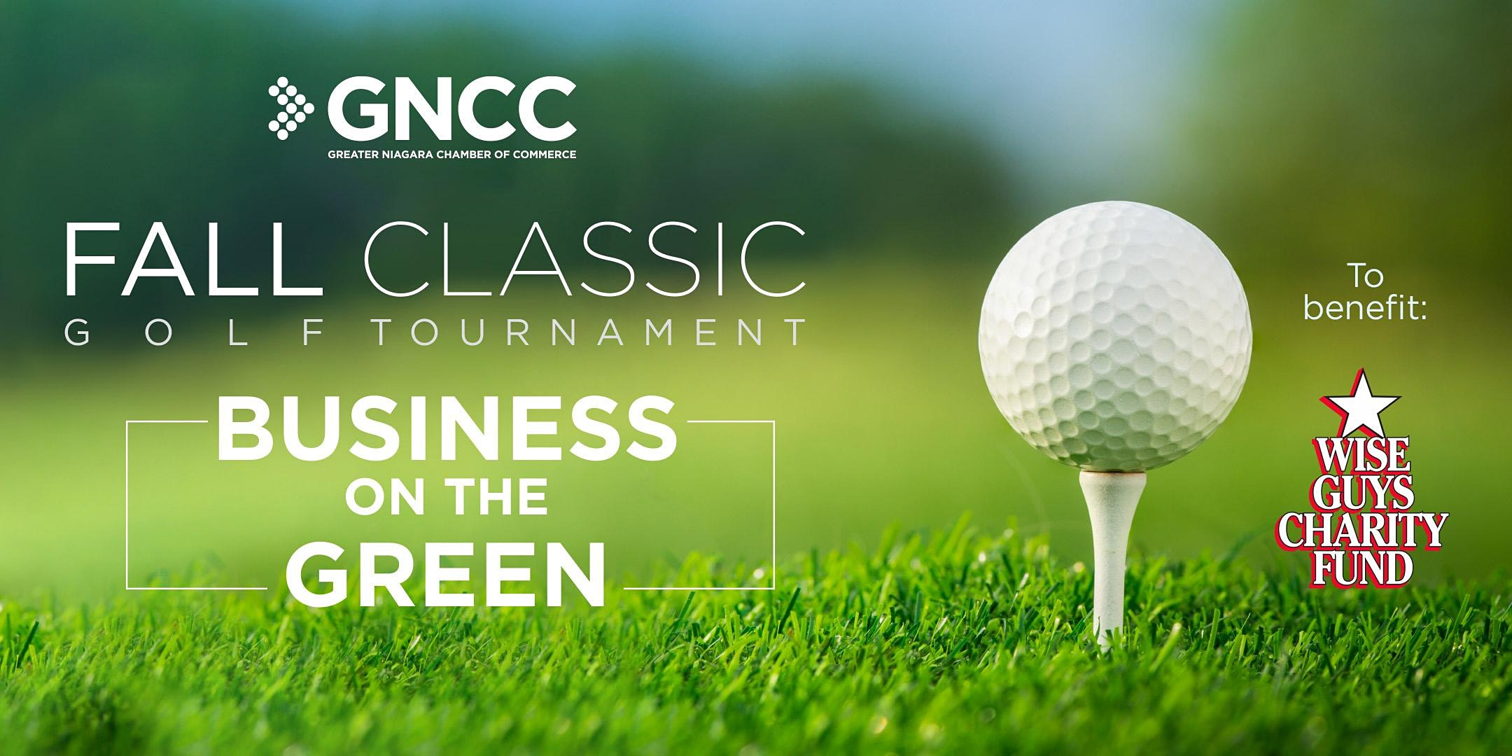 Business on the Green: GNCC Fall Classic Golf Tournament