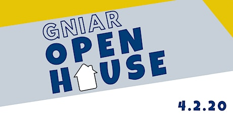 GNIAR Open House tickets