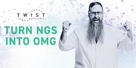 Twist Bioscience at AGBT 2020 tickets
