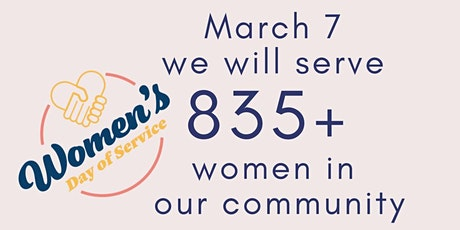 Women's Day of Service 2020 tickets