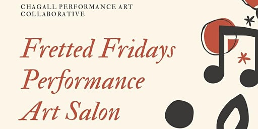 Freaky Fridays Salon @ChagallPAC