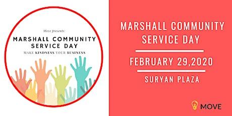 Marshall Community Service Day X Beta Alpha Psi tickets