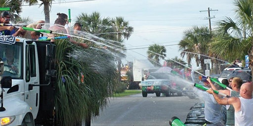 Tybee Beach Bum Parade