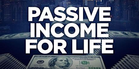 Real Estate + Passive Income tickets