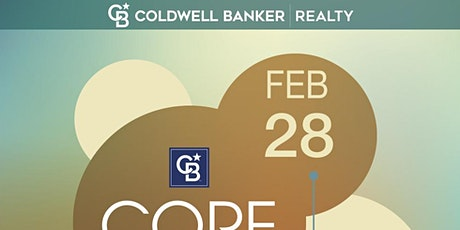 Coldwell Banker Core Black Excellence in Real Estate in Honor of Black HIstory Month tickets