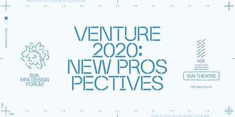 Venture 2020: New Prospectives tickets