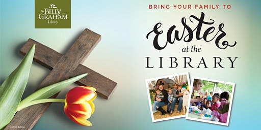 Easter at the Library