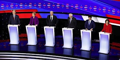 MCDCC Democratic Presidential Debate Watch Party