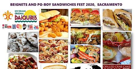 BEIGNETS and PO-BOY SANDWICHES FEST 2020 tickets