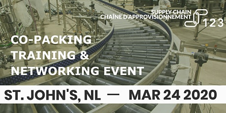 Co-Packing Training & Networking Event - St. John's tickets