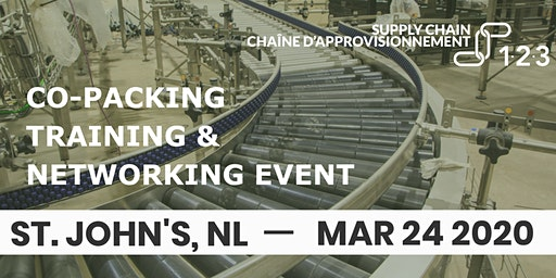 Co-Packing Training & Networking Event - St. John's