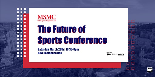 The Future of Sports Conference