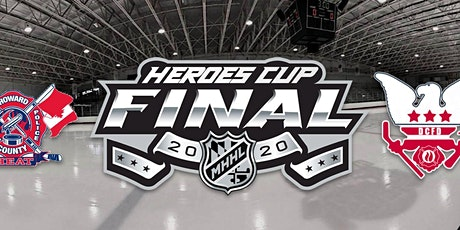 2020 Heroes Cup Final tickets