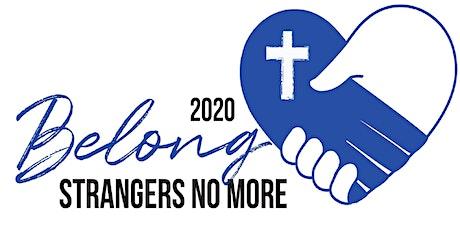 Belong2020: Strangers No More tickets