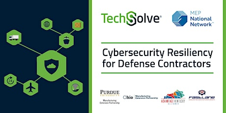 Cybersecurity Resiliency For Defense Contractors tickets