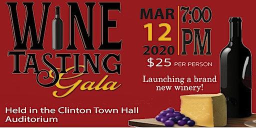 Wine Tasting Gala