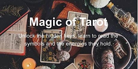 The Magic of Tarot - A Beginning tickets