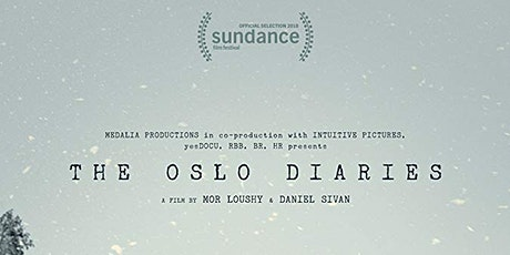 Canadian Friends of Peace Now presents: The Oslo Diaries tickets