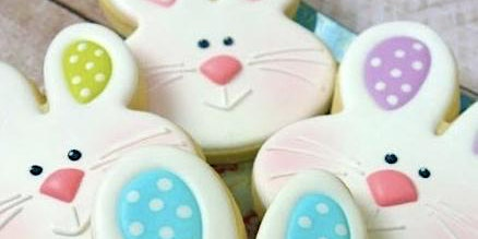 Beginners cookie decorating - Easter theme