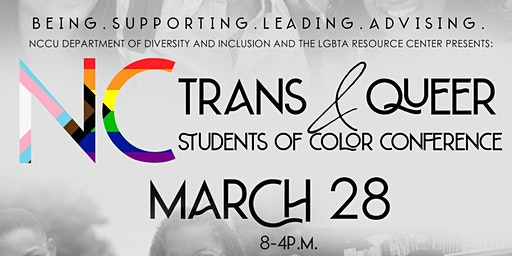 NC Trans & Queer Student of Color Conference