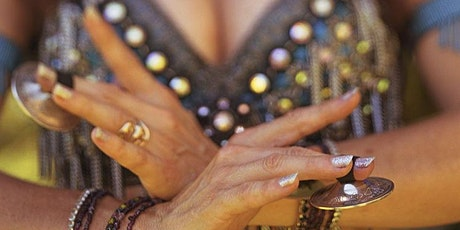 Zills Masterclass w/Donna!  Bellydance & Play the Finger Cymbals tickets