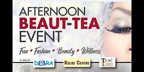 Afternoon Beaut-Tea Event  tickets