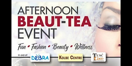 Afternoon Beaut-Tea Event