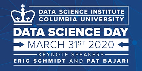 Data Science Day 2020 @ Columbia University tickets