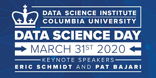 Data Science Day 2020 @ Columbia University