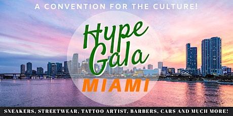 HypeGala Culture Convention Miami - April 11th, 2020 tickets