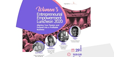 WOMEN'S EMPOWERMENT ENTREPRENEURIAL LUNCHEON