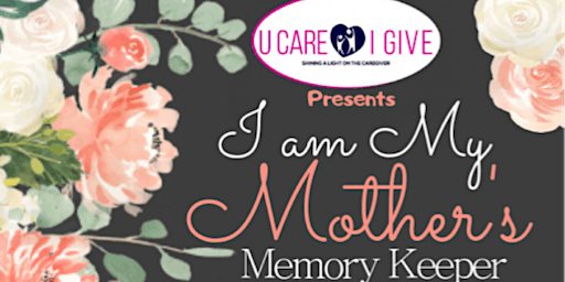 I am My Mother's Memory Keeper- All White Luncheon