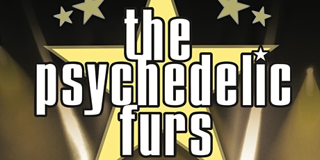 The Psychedelic Furs with Elettrodomestico tickets