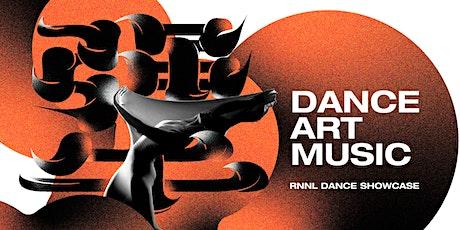 犟I Dance Art Music I 2020 RnnL Dance Showcase tickets
