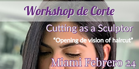 Haircut Workshop  2 tickets