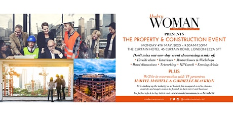 The Property & Construction Event tickets